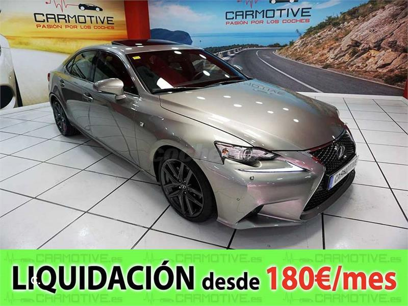 LEXUS IS 300h F Sport Navibox 4p.