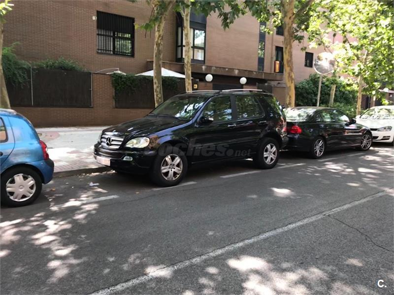 MERCEDES-BENZ Clase M ML 270 CDI AUTO SPECIAL EDITION 5p.