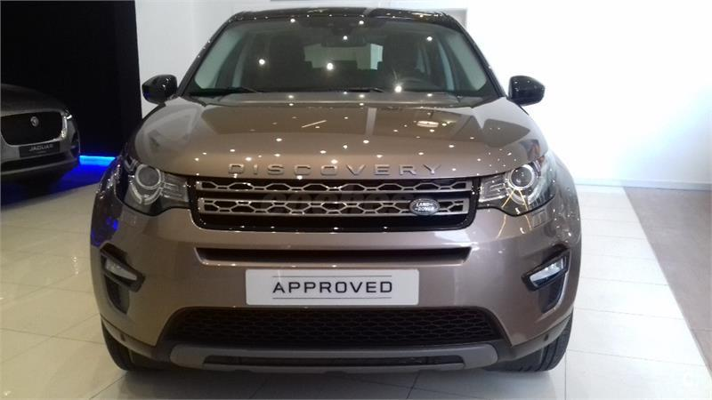 LAND-ROVER Discovery Sport 2.0L eD4 110kW 150CV 4x2 SE 5p.