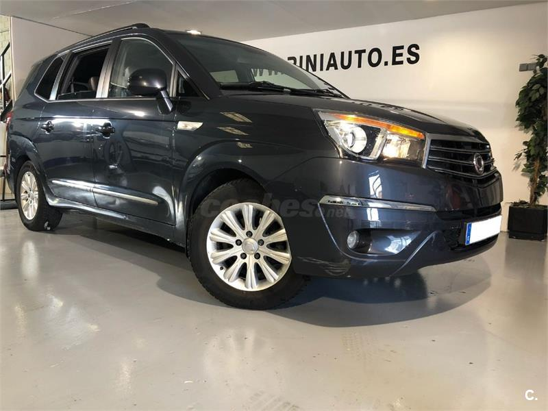 SSANGYONG Rodius eXdi Limited Auto 5p.