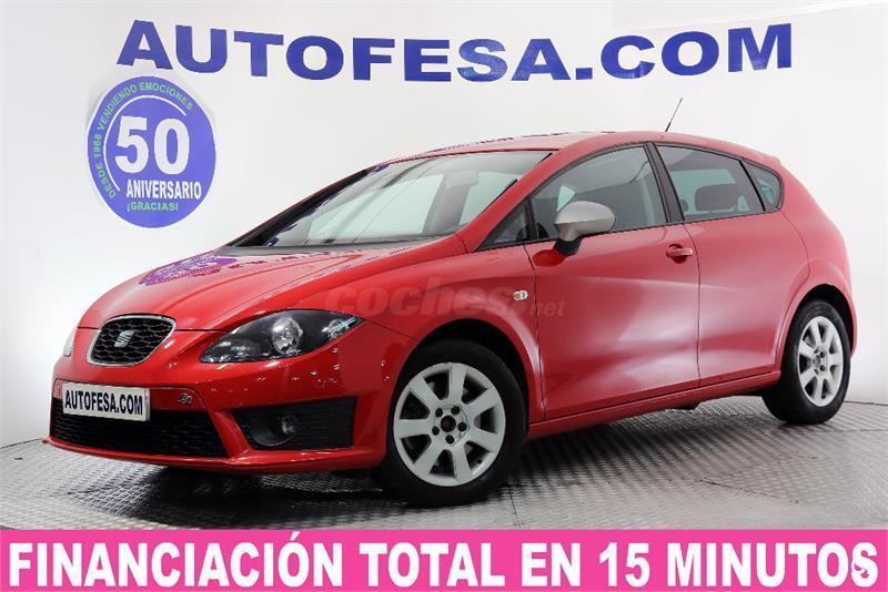SEAT Leon 2.0 TSI 210cv FR 5p.