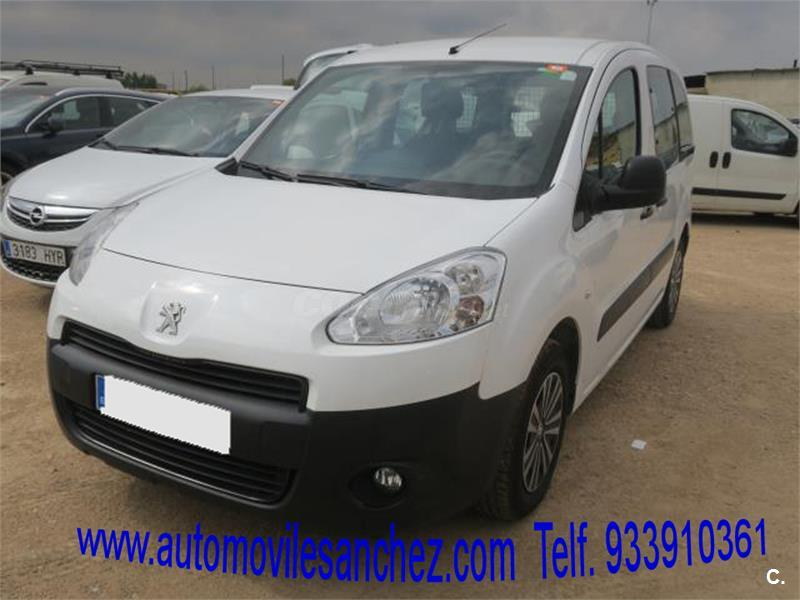 PEUGEOT Partner Tepee Office 1.6 HDi 75cv