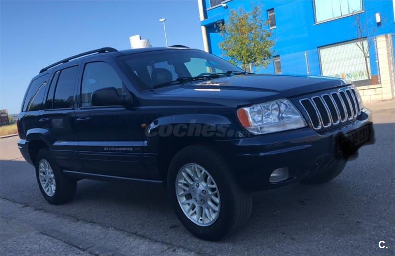 JEEP Grand Cherokee 2.7 CRD Limited 5p.