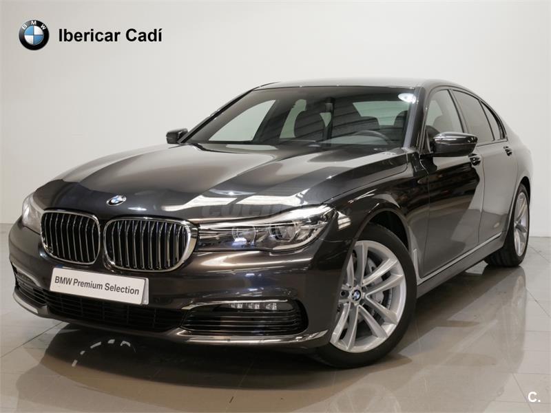BMW Serie 7 730DA 4p.