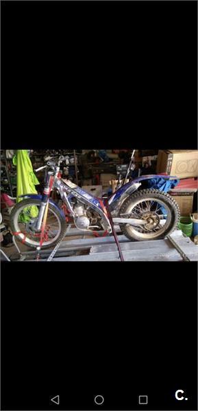 Remolque de 3 motos