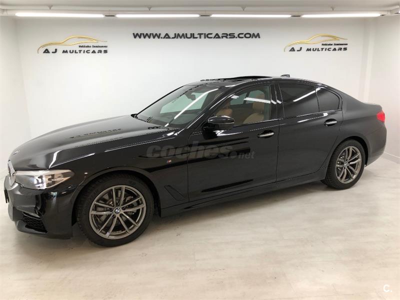BMW Serie 5 520dA xDrive 4p.