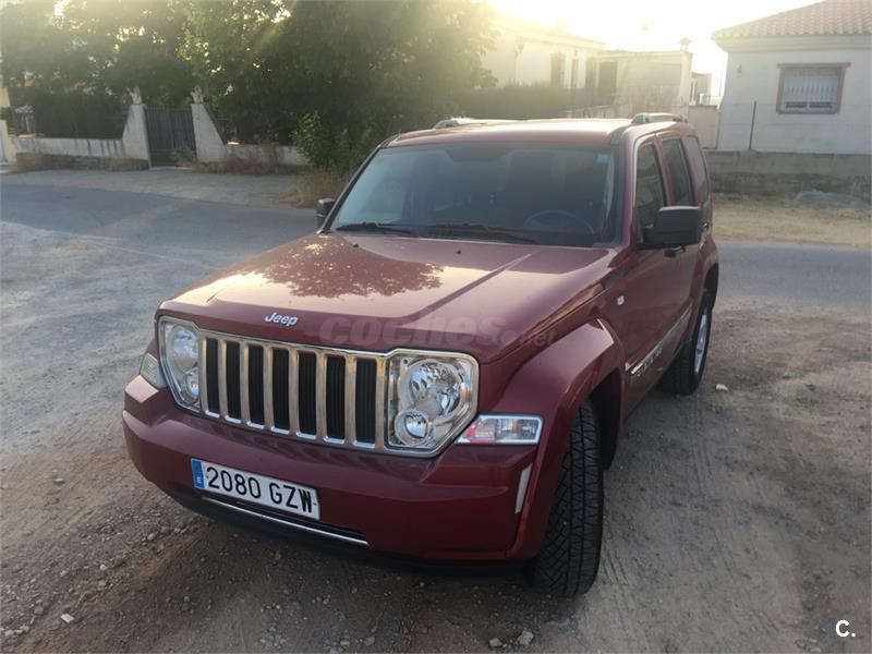 JEEP Cherokee 2.8 CRD Limited 5p.