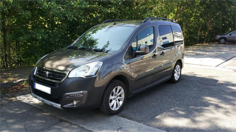 PEUGEOT Partner TEPEE Outdoor 1.6 BlueHDi 120 5p.
