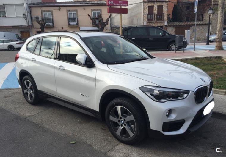 BMW X1 sDrive20dA 5p.