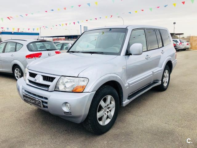 MITSUBISHI Montero 3.2 DID Intense 5p.