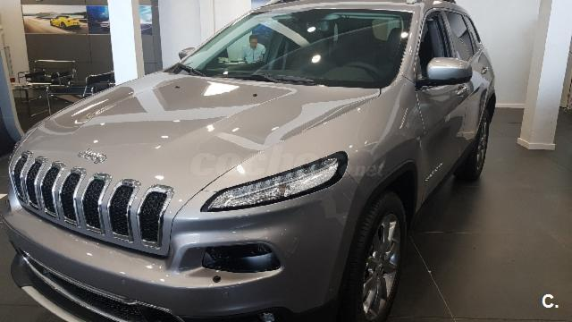 JEEP Cherokee 2.0 CRD 103kW 140CV Limited 4x2 5p.