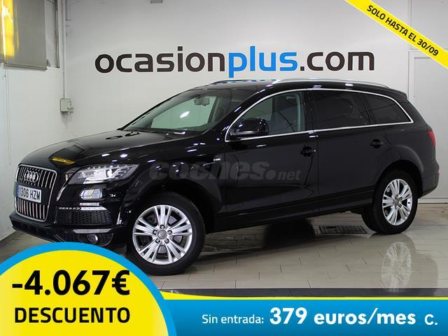 AUDI Q7 3.0 TDI 204 quattro tip Advanced Edition 5p.