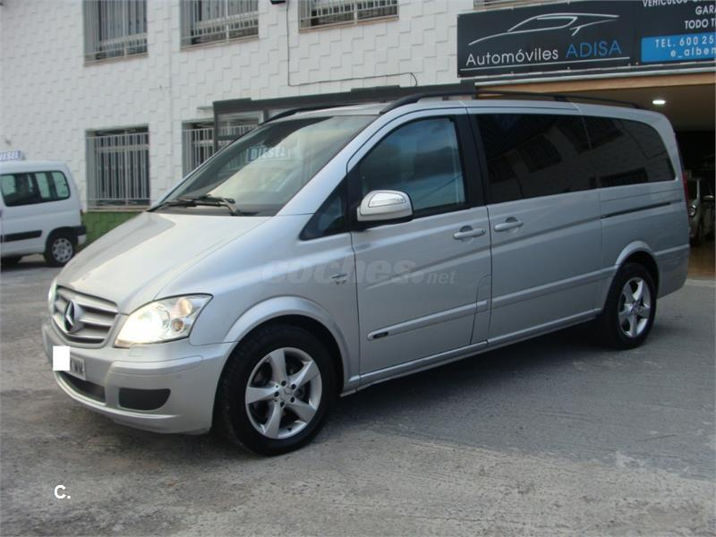 MERCEDES-BENZ Viano 3.0 CDI Ambiente Edition Larga 5p.