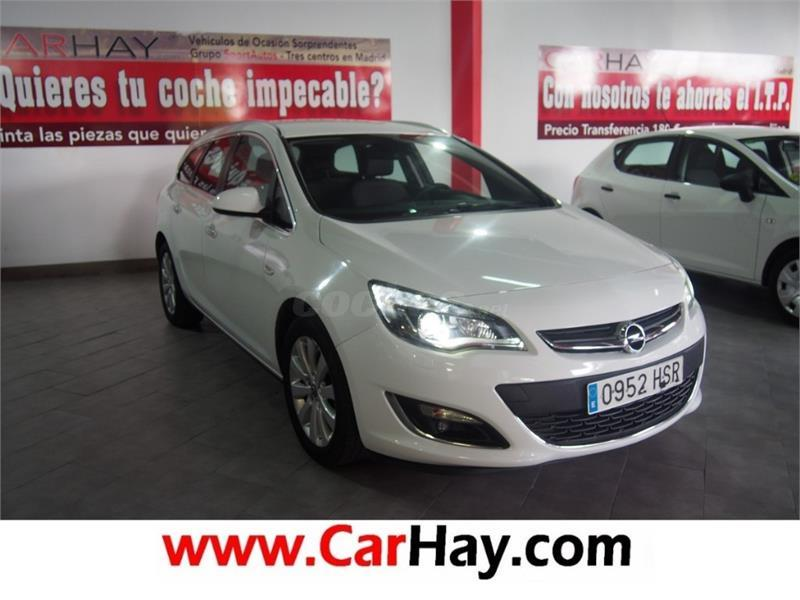 OPEL Astra 1.7 CDTi 110 CV Excellence ST 5p.