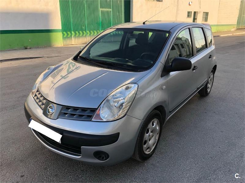 NISSAN NOTE 5p. 1.5dCi ACENTA 119 gkm 5p.