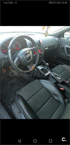 AUDI A3 Sportback 2.0 TDI 140cv DPF Ambition 5p.