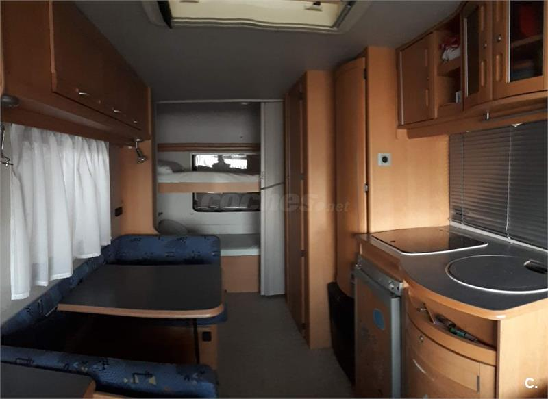 Caravana Adria B 502 UK