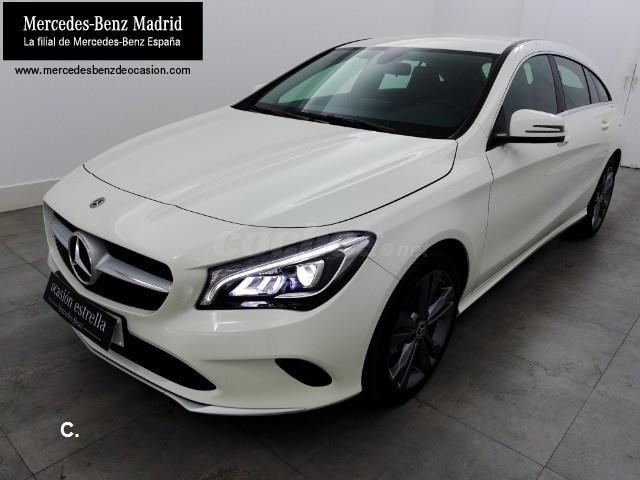 MERCEDES-BENZ Clase CLA CLA 220 d Shooting Brake 5p.