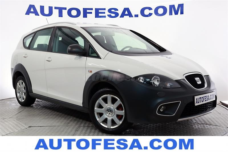 SEAT Altea Freetrack 1.6 TDI 105cv 2WD 5p.