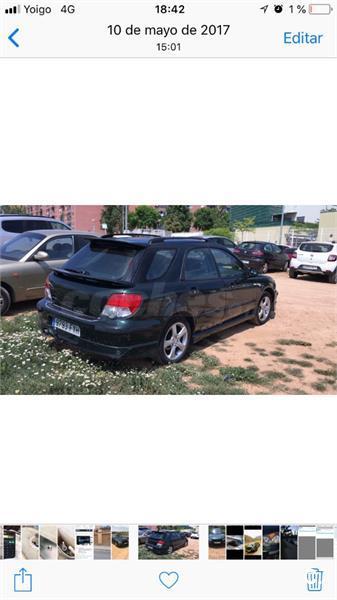 SUBARU Impreza 2.0 GX Sport Wagon 5p.