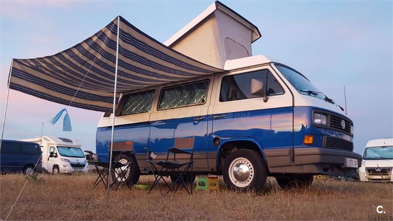 Furgoneta Volkswagen t3 multivan