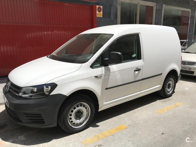 VOLKSWAGEN Caddy Profesional Furgon 2.0 TDI 55kW BMT