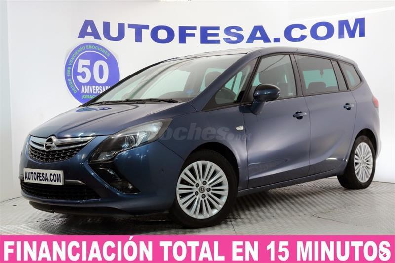 OPEL Zafira Tourer 1.4 T 140 CV Excellence Auto llanta 17 5p.