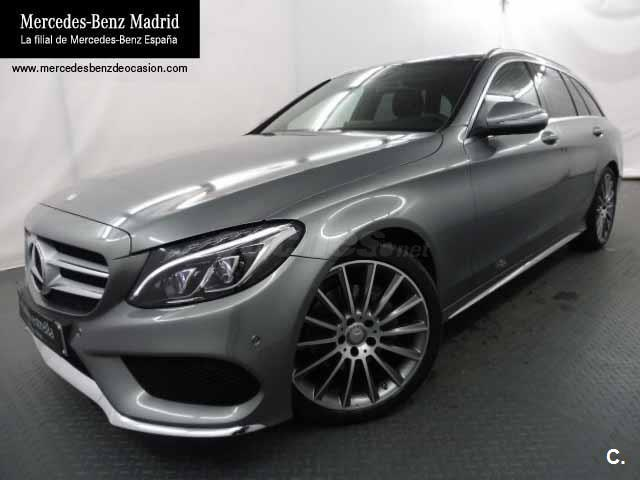 MERCEDES-BENZ Clase C C 220 BlueTEC Sportive AMG Estate 5p.