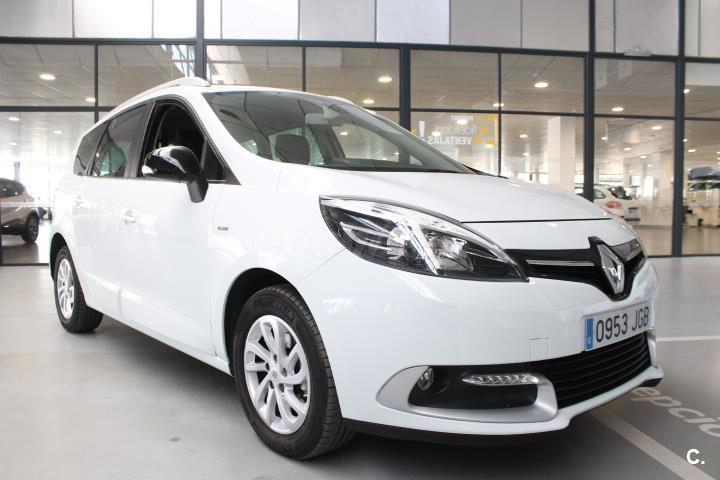 RENAULT Grand Scenic Limited Energy dCi 130 eco2 7p 5p.