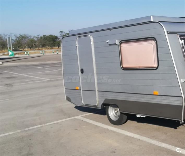 Vendo Caravana Rápido Club (menos 750 Kg)