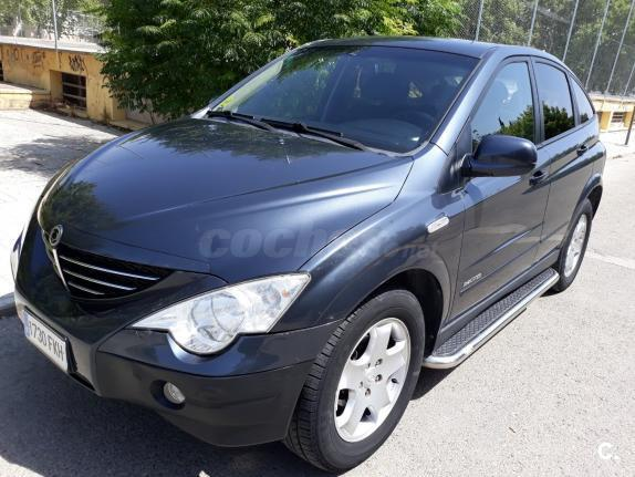 SSANGYONG Actyon 200Xdi Limited 5p.