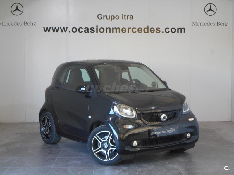 SMART fortwo Coupe 52 Prime 3p.