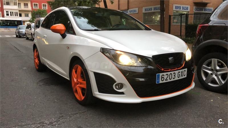 SEAT Ibiza SC 2.0 TDI 143cv FR Bocanegra DPF 3p.