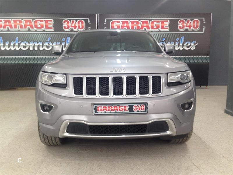 JEEP Grand Cherokee 3.0 V6 Diesel Overland 250 CV 5p.