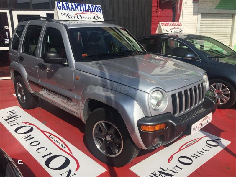JEEP Cherokee 2.8 CRD Limited 4p.