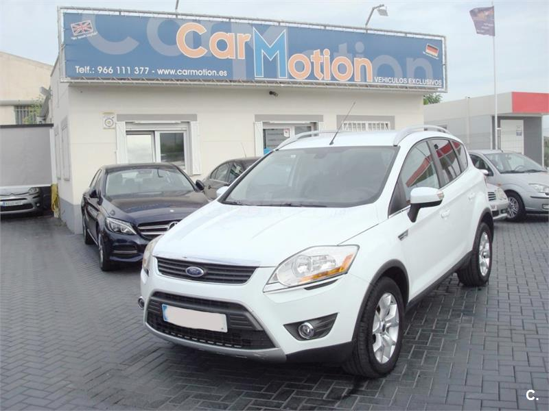 FORD Kuga 2.0 TDCi 2WD Trend 5p.