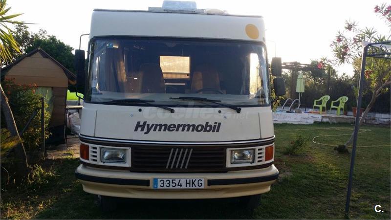 Autocaravana Hymer Eriba 534