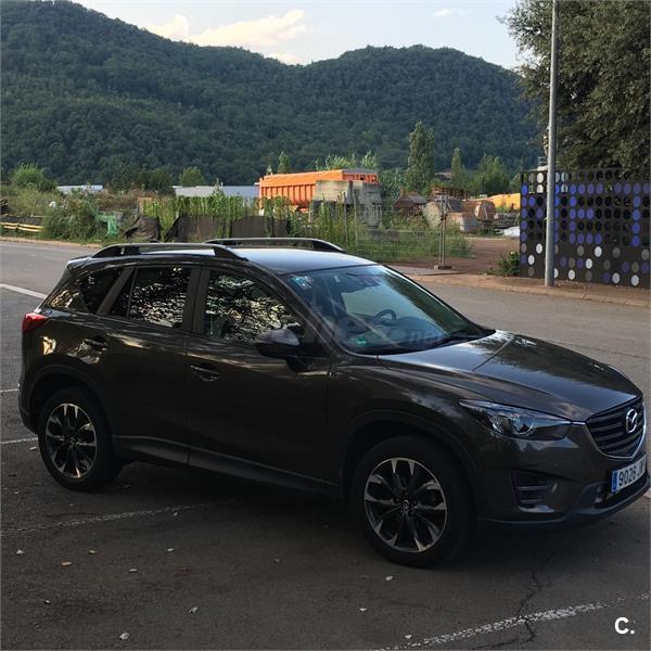 MAZDA CX-5 2.2 110kW 150CV DE 2WD Luxury 5p.