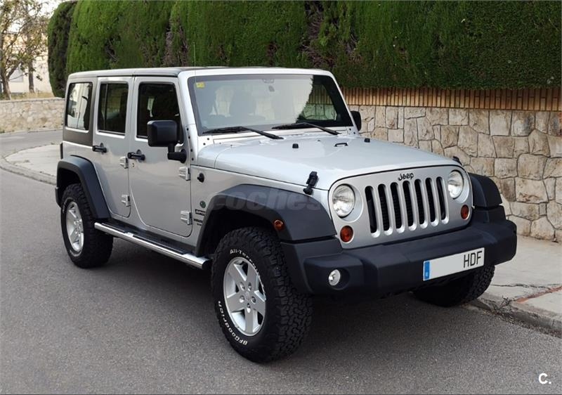 JEEP Wrangler Unlimited 2.8 CRD Sport 4p.