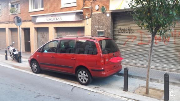 SEAT Alhambra 1.9 TDI 115cv Fancy 5p.