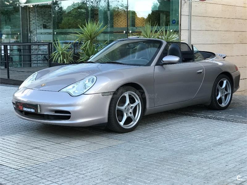 PORSCHE 911 CARRERA CABRIO 2p.