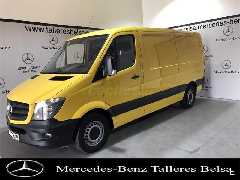MERCEDES-BENZ Sprinter 314 CDI MEDIO 3.5T 2p.