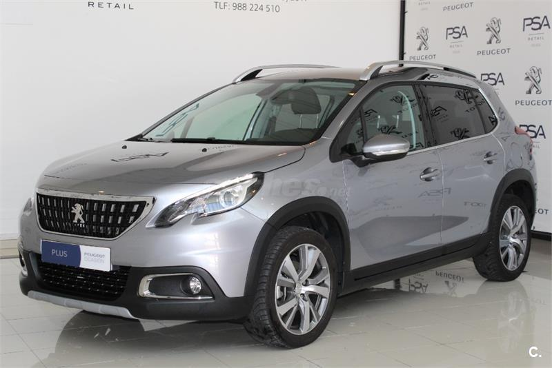 PEUGEOT 2008 Allure 1.6 BlueHDi 88KW 120CV SS EAT6 5p.