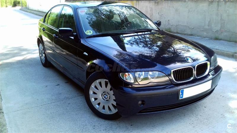 BMW Serie 3 318I 4p.