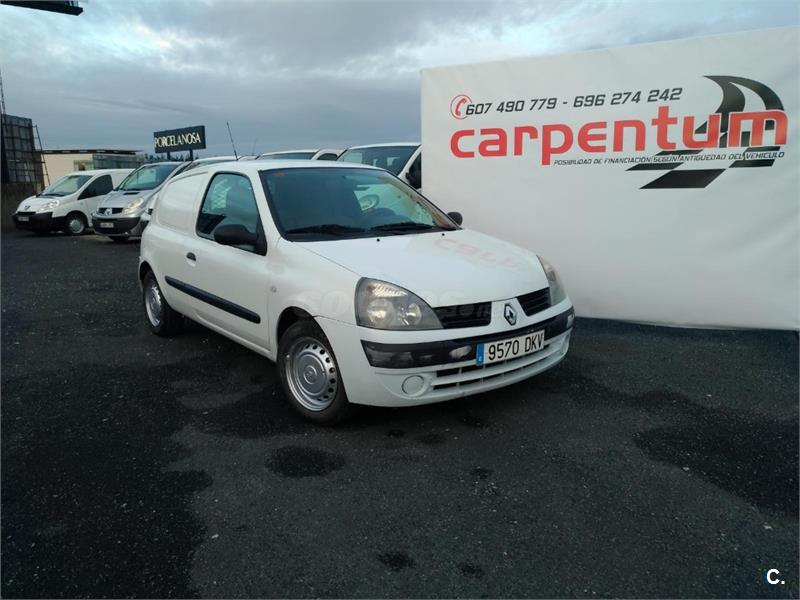 RENAULT Clio Societe 1.5dCi 65 Base Authentique