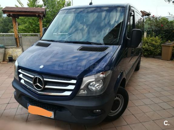 MERCEDES-BENZ Sprinter 213 CDI MEDIO 3.19T 4p.