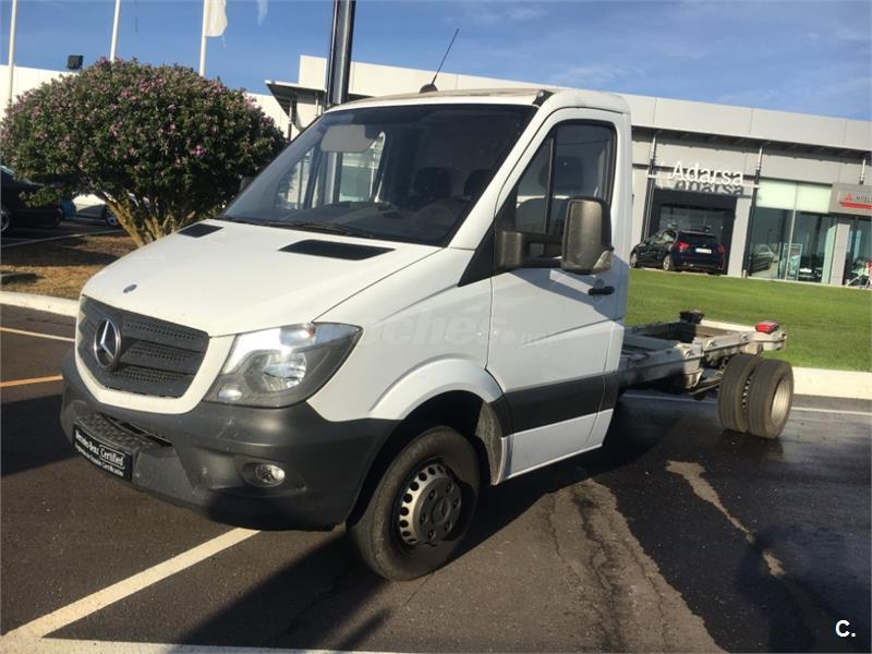 MERCEDES-BENZ Sprinter 516 CDI LARGO 5.0T 2p.