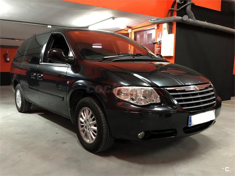 CHRYSLER Grand Voyager LX 2.8 CRD Auto 5p.