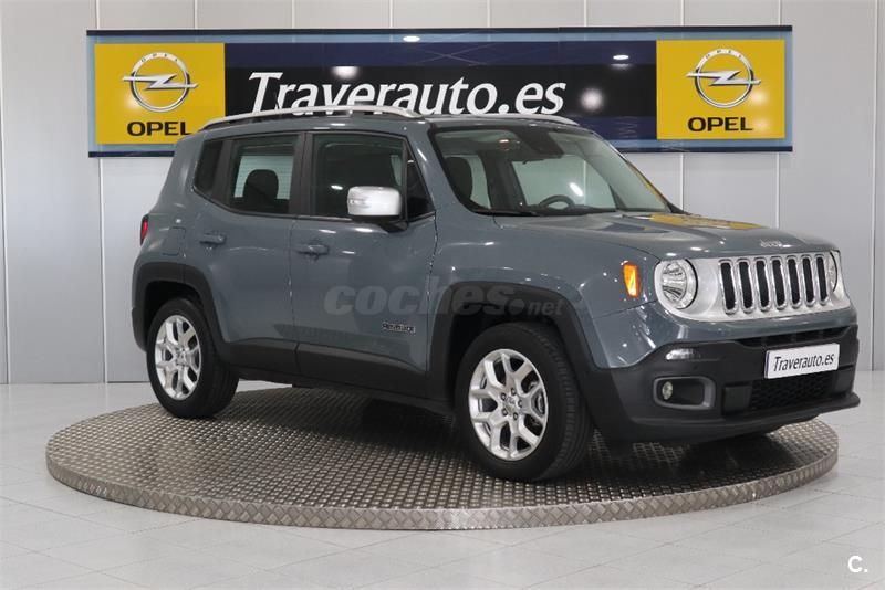 JEEP Renegade 1.6 Mjet 88kW Limited 4x2 DDCT E6 5p.