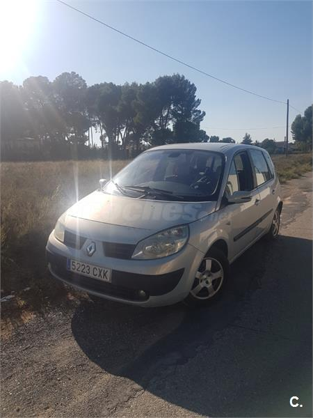 RENAULT Scenic LUXE DYNAMIQUE 1.5DCI100 5p.